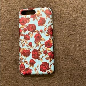 Rose iPhone case
